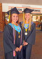 Grafton high School graduation