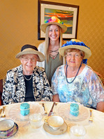 Village Pointe Commons Mother's Day high tea
